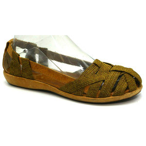 OluKai Womens Ulana Brown Sandals Size 7